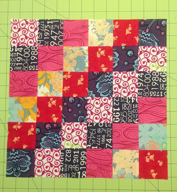 Heal @ do. Good stitches January block #2