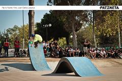 Inauguración de los nuevos obstáculos del Parque Bustamante – 25.ene.2013