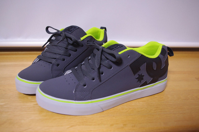 DC SHOES COURT VULC