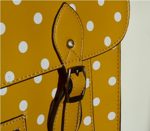 My new spotty bag by PhotoPuddle