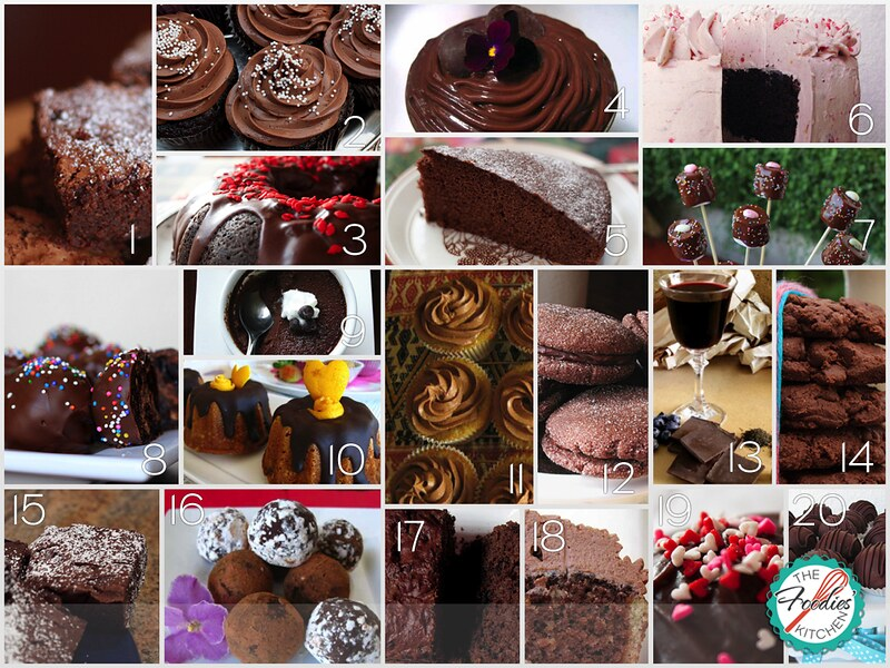 20 Chocolate Recipes for Valentine's