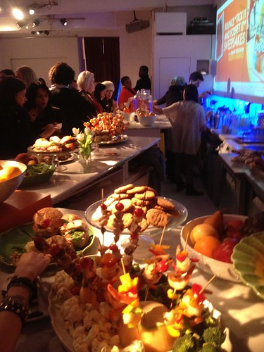 Bounce 2013 catering