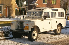 automobile, automotive exterior, sport utility vehicle, vehicle, land rover, off-roading, off-road vehicle, land rover series, land vehicle,