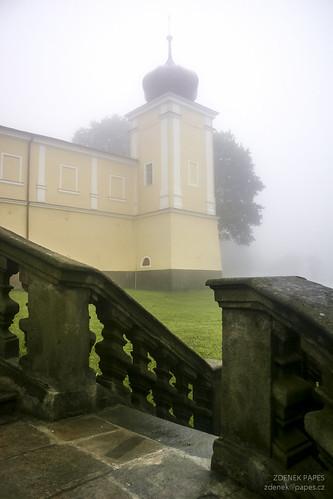Fog by Zdenek Papes