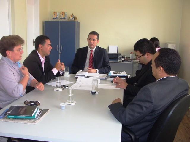 Agenda de Reuniões e Visitas - Janeiro 2013