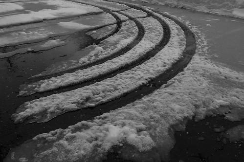 雪の津川 3