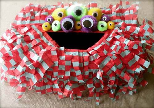 Mrs. Fields Secrets Valentine Monster Box