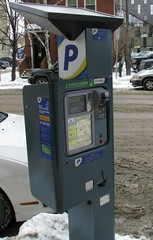 Winnipeg Parking meter