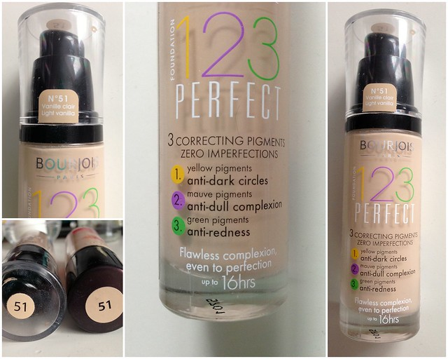 mystringaling monday review bourjois healthy mix 123 perfect foundation. Black Bedroom Furniture Sets. Home Design Ideas