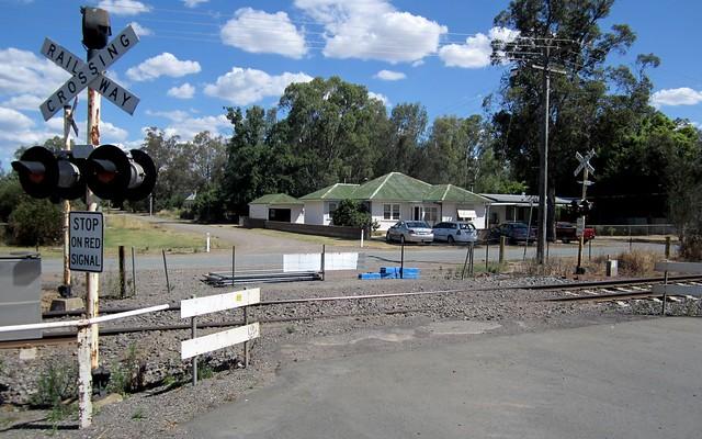 Violet Town station
