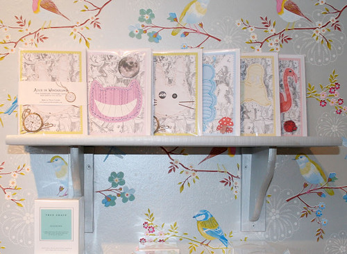 Lapwing Student Paige's stunning cards on sale