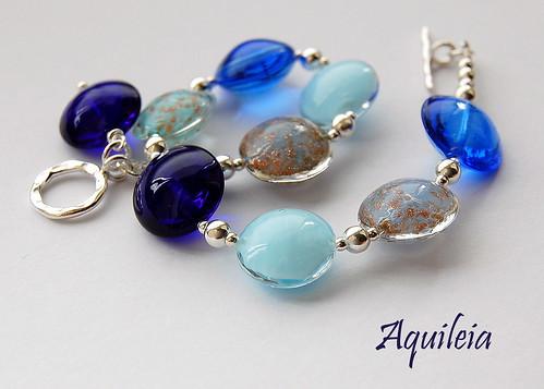 Aquileia Bracelet by gemwaithnia