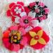 Handmade Scrapbook Flowers