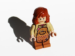 LEGO Harry Potter The Burrow (4840) - Molly Weasley