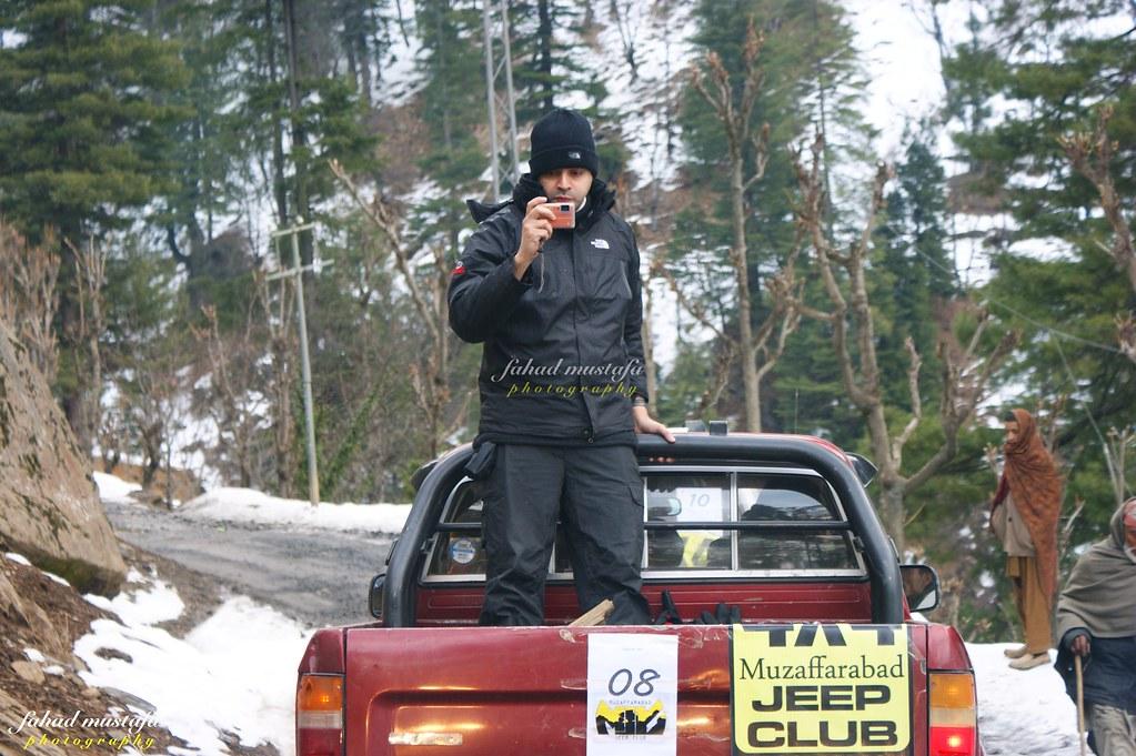 Muzaffarabad Jeep Club Neelum Snow Cross - 8470826237 ecf9882485 b