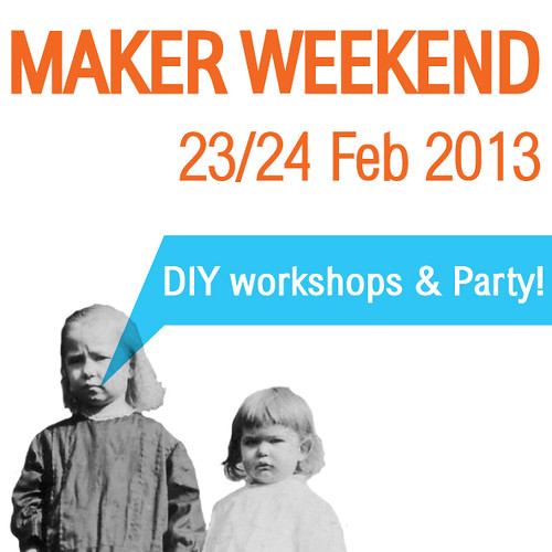 maker weekend square baner