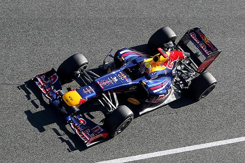 Red Bull RB9: Auto de Carrera de Formula 1 de Red Bull