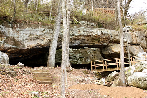 Natural Bridge - Lookout Mountain, TN