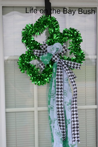 St Pats Wreath