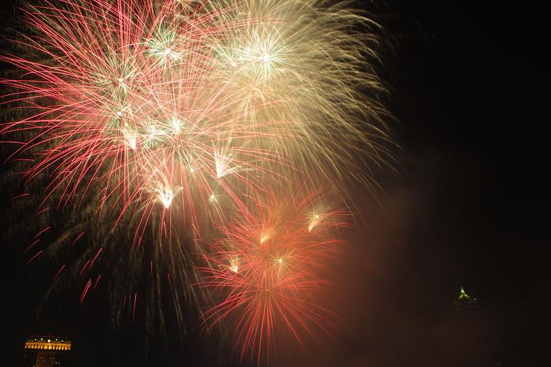 高雄燈會-煙火與夜景-1020216