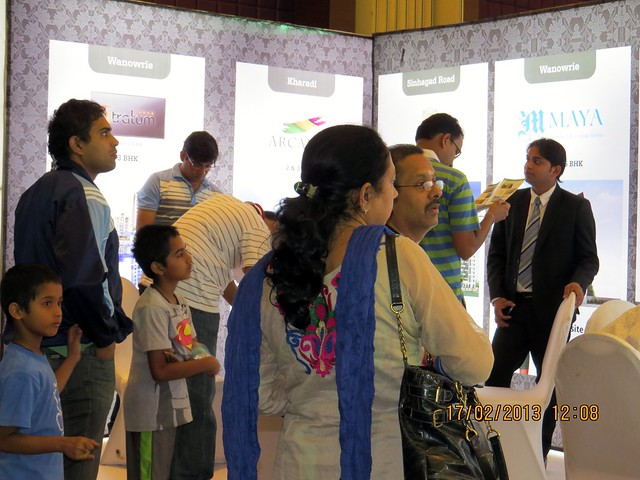 "Eligible Home Loan Borrowers - The Times of India Pune Property Exhibition  ""Invest in West Pune""  16th & 17th February 2013"