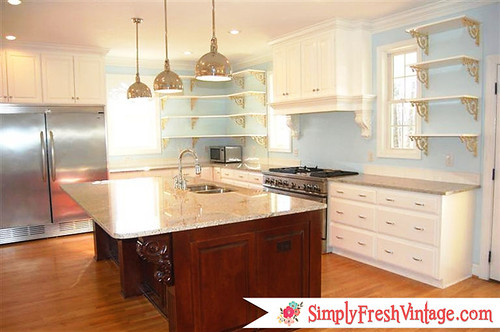 Kitchen ... SimplyFreshVintage.com