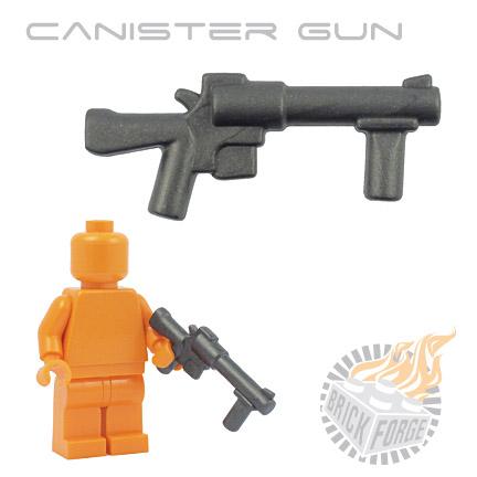 Canister Gun - Steel