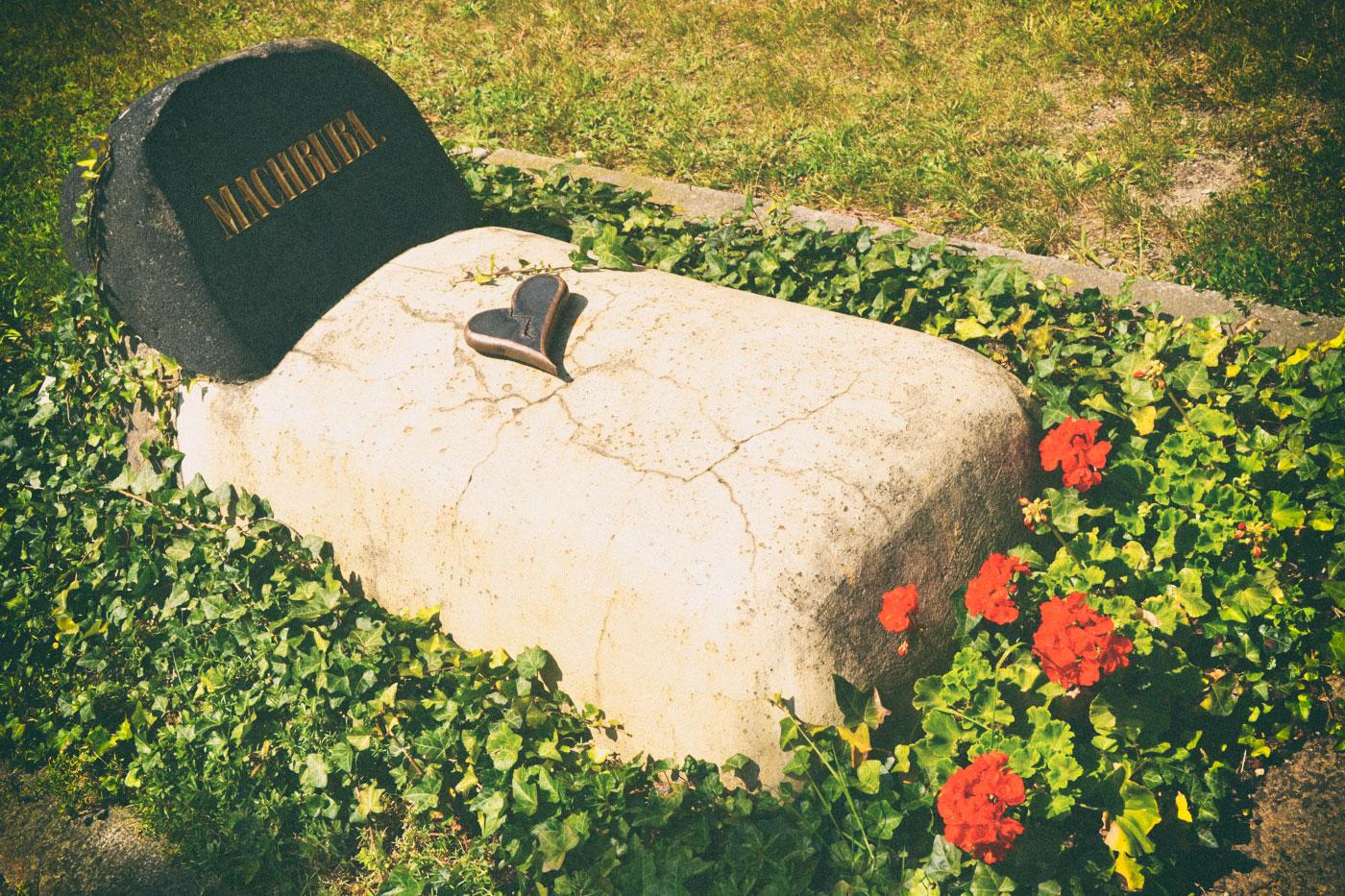Grab der Machbuba