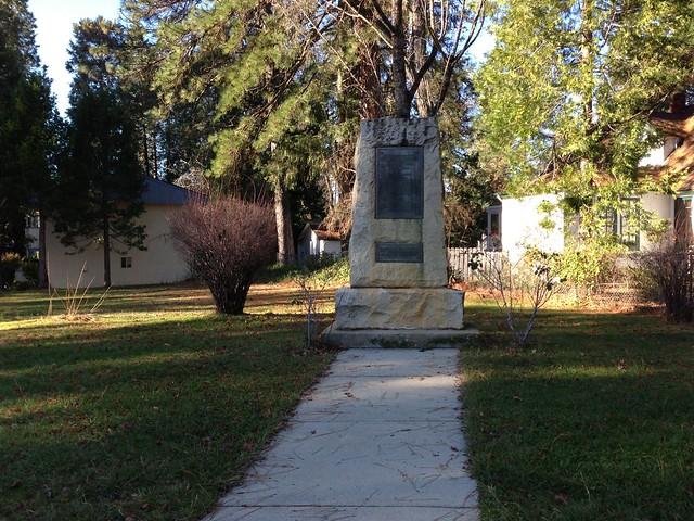 California Historical Landmark #297