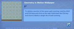 Geometry in Motion Wallpaper