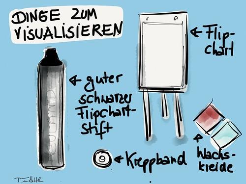 Dinge zum Visualisieren by Tanja FÖHR