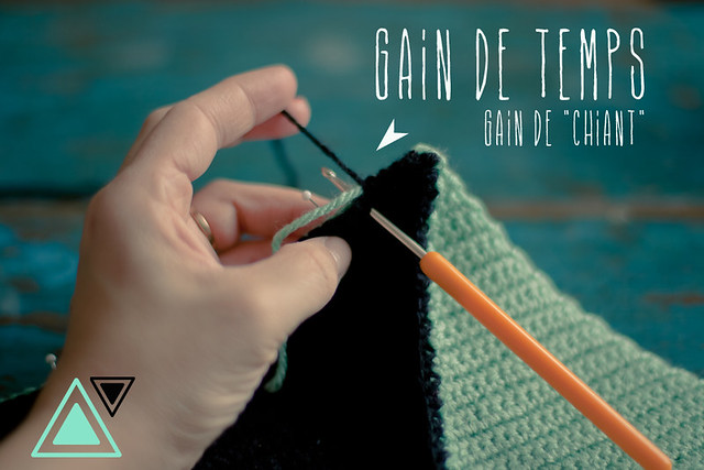 tuto triangles au crochet par morganours