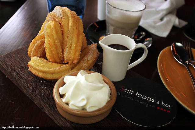 Salt Tapas & Bar - Churros