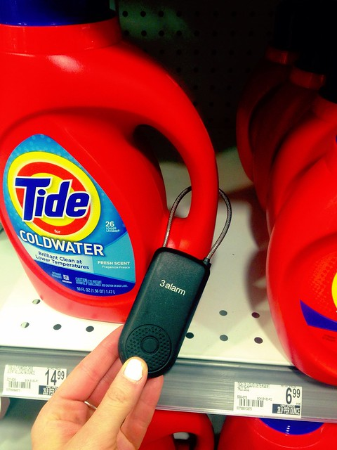 Tide security.