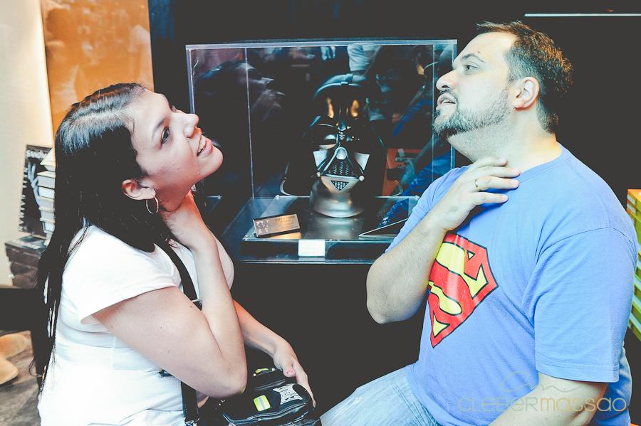 Ana e Fabio E-session na Loja Geek Alameda Santos (16 de 38)
