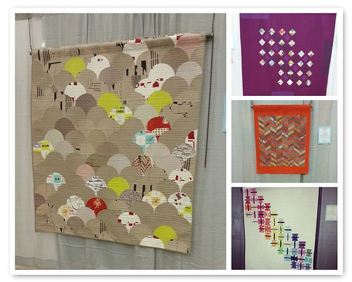 Quilts from Quiltcon