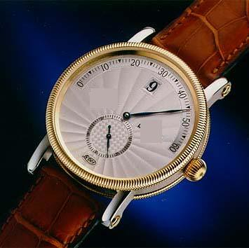 42836bf5cf6 Considerando que o movimento do ponteiro dos segundos dos relógios  automáticos é diferente do movimento dos relógios a quartz