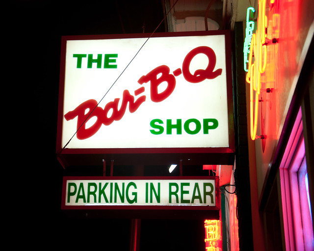 Bar-B-Q Shop in Memphis, TN | PopArtichoke