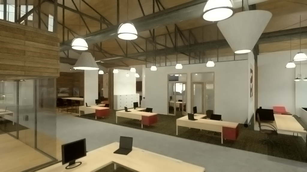 Commercial Architecture Interiors Because We Can