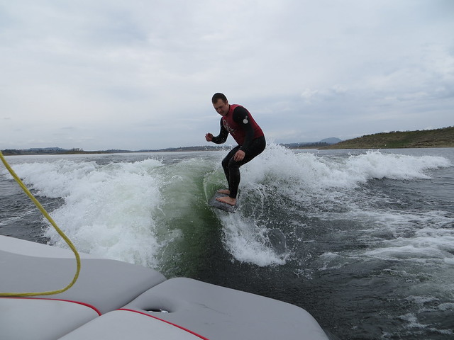 New Camera Wakesurfing 182
