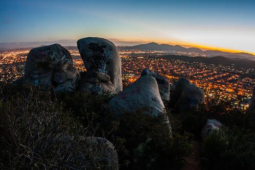 california mountain rocks sandiego hike boulders santee