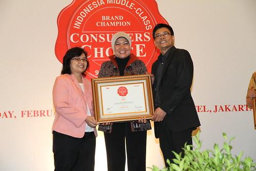Indonesia Middle-Class Brand Forum 2013-BNI