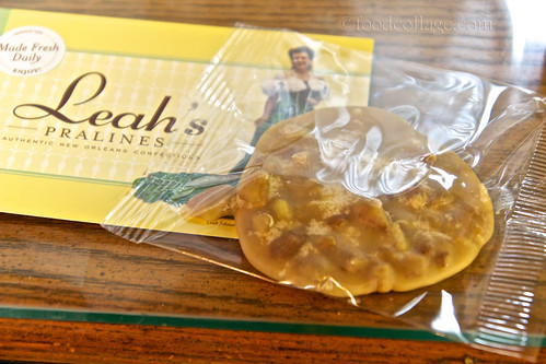 Praline at Lean's Pralines (New Orleans)