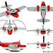 5935 Island Hopper (Redux) Seaplane Views by bruceywan