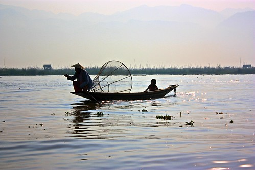 a fisherman and son