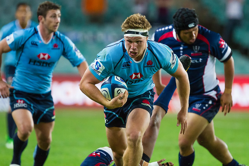 NSW Waratahs - Michael Hooper