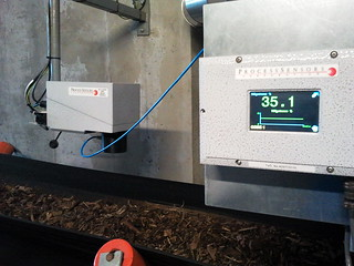 Moisture Gauge to Measure Biomass