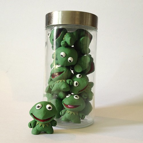Jar of Green