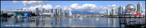 sky canada vancouver fuji bc panoramic richmond falsecreek fujifilm pointshoot scienceworld 180degrees beautifulday digitalcompact ckouds likespring happyweekendtoeveryone harrishui vancouverdslrshooter fujix10 180degreespanoramic panoramicfeatureinfujix10