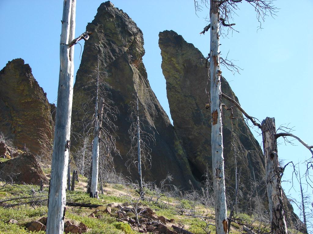 Twin Pillars